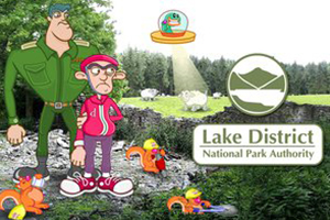 MBedd Lake District Tourism