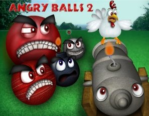 MBedd Angry Balls 2